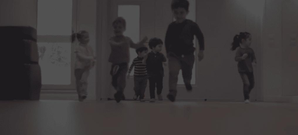 Les cours de bébé gym