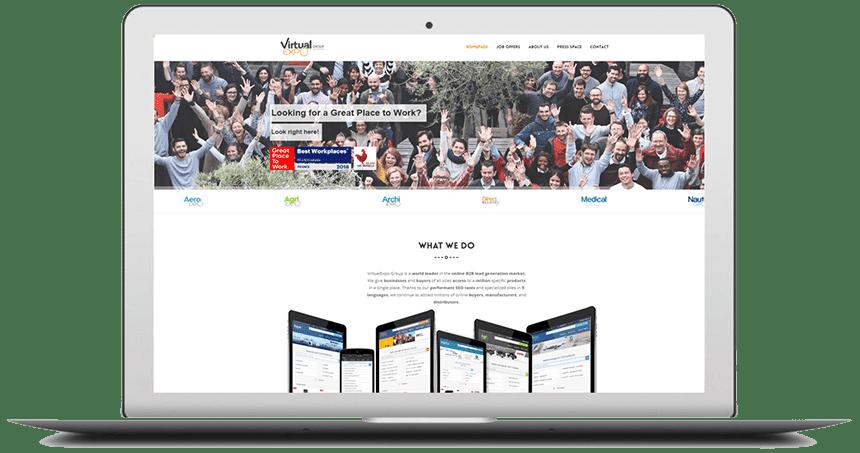 virtual expo slider logo fullcontent