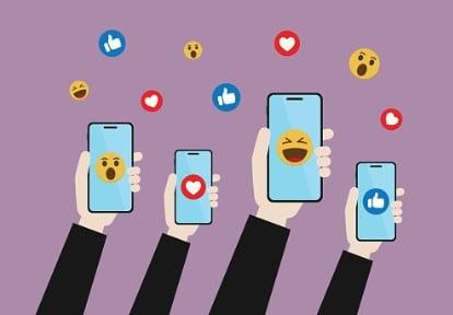 ligne éditoriale réseaux sociaux